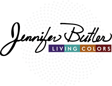 Jennifer Butler Living Colors Logo